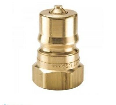 """PARKER BH4-61-BSPP Hydraulic Coupler Male 1/2"""""""