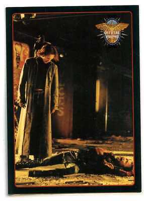 The Crow City of Angels - #4 - Advance Comics - Kitchen Sink 1996 - Promo Card