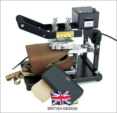 Leather Bag Printing Machine, Hot Foil Printing Machine, Hot Foil Stamping