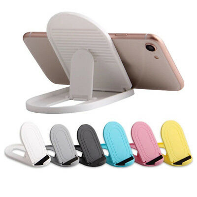 Universal Portable Foldable Mobile Phone Stand Holder For Smartphone Table S