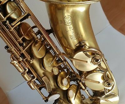 Alt Saxophon Selmer Super Action 2