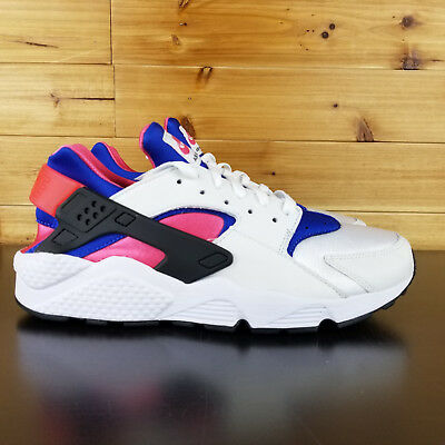 e358fe3ad42 NIKE AIR HUARACHE  91 OG White Royal Pink AH8049-100 LIMITED DS -  82.99