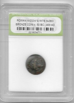 Ancient Widows Mite Roman Jesus Bible God Coin Black Friday Collection Deal L19