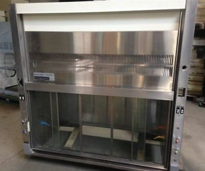 Chemgard Baker Company 5' General Purpose Laboratory Fume Hood with Bench