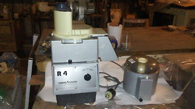 Robot Coupe R4 Food Processor Copper Cutter