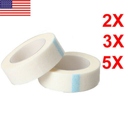 3X 5X Breathable Non-woven Cloth Eyelash Lash Extension Tool Supply Medical Tape