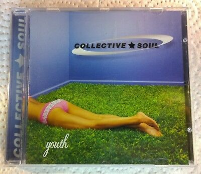 Youth by Collective Soul (CD, 2004, El Music Group)