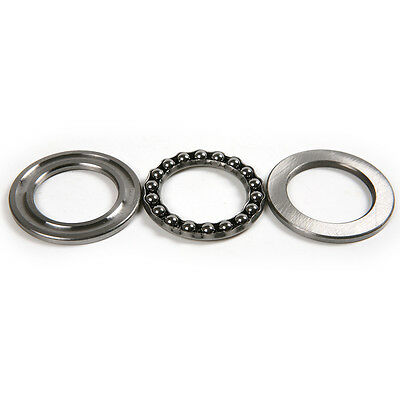 1pcs 51100-511006 Steel Thrust Axial Ball Bearings 3 Parts Choose Size