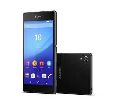 Sony XPERIA Z3 in Black Handy Dummy Attrappe - Requisit, Deko, Werbung