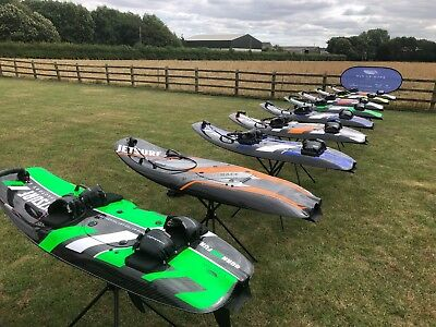 JetSurf Motorised Surfboards - Brand New 2018 Factory GP Models - In Stock!