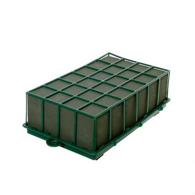 Plastic Cage Jumbo Foam with Anti Slip Feet 32cmx18cmx9cmH