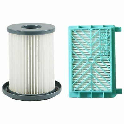 2pcs Replacement hepa cleaning filter for philips FC8740 FC8732 FC8734 FC87 D1W4