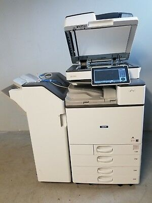 Ricoh Aficio MP C3004 Color Multifunction Copier Printer Scanner Savin Lanier