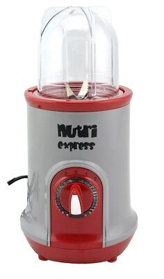 Nutriexpress Granat Smoothie Maker Mit Piranha Messer Mixer