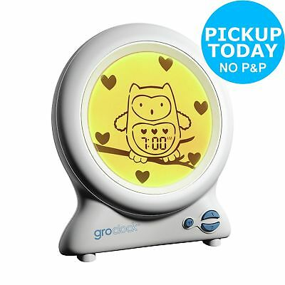 Ollie The Owl GroClock