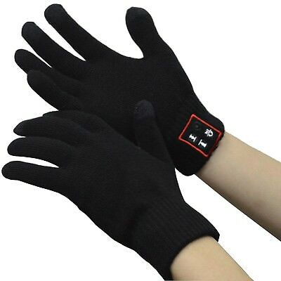 Wireless Bluetooth Talking Glove winter warm headset headphone