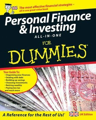Personal Finance and Investing All-in-One For Dummies 9780470515105