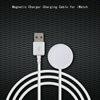 NEW Magnetic Charging Cable USB Charger Dock For Apple Watch Series 1/2/3/4