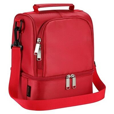 Lunch Bag, Insulated Lunch Box for Kids/Men/Women/Adults, Thermal/Cooler bento