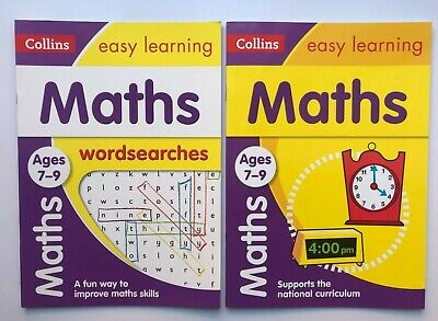 Leap Ahead KS1 Home Learning English & Maths Workbooks Set Of 2 Ages 6-7 Years