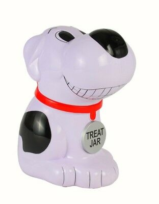 """Singing Dog 10"""" Cookie Jar - """"Who Let the Dogs Out"""" Treat Jar"""