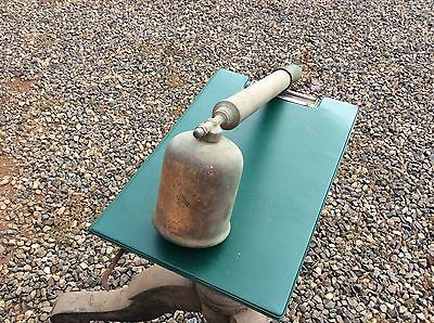 Old Vintage Brass Hand Sprayer