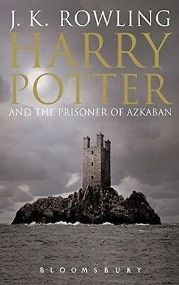 Harry Potter and the Prisoner of Azkaban (Book 3): Adult Edition, Very Good Book