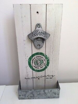 Coopers Pale Ale Wall Mounted Bottle Opener Coopers Brewery