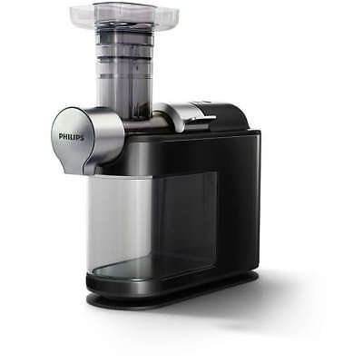 PHILIPS Entsafter Avance Collection HR1946/70 Slow Juicer 200W