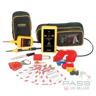 Martindale VI31700/2 Voltage Indicator, PD440 Proving Unit & Lock Out Kit