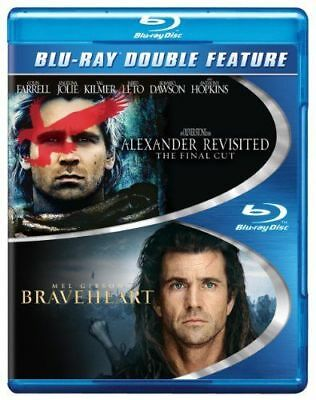 Braveheart / Alexander Revisited Blu-ray Double Feature