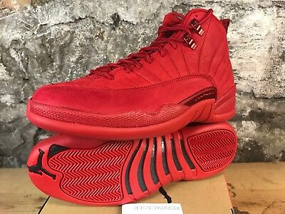 cb3a18f2 Air Jordan 12 Retro Gym Red October Toro 130690-601 19 YEARS ON EBAY SHIPS