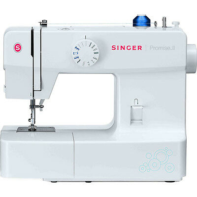 Singer 13 Built-in Stitches 1512 Promise II Sewing Machine in White - 230063112