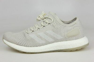 72489623a Adidas Originals Pureboost Clima Chalk Pearl Cloud White Ecru Tint Mens  By8895
