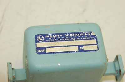 Maury Microwave Corp. K750B Isolant, 18-26.6 Ghz ( Amm )