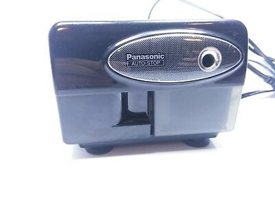 Panasonic KP-310 Black Electric Pencil Sharpener Designer Series