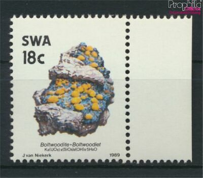 Southwest 1120-1124 Unmounted Mint / Never Hinged 20 complete.issue. Namibia