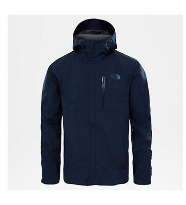 The North Face - Giacca dryzzle navy   GORE-TEX Uomo Blu Sportivo All  698c49c85123
