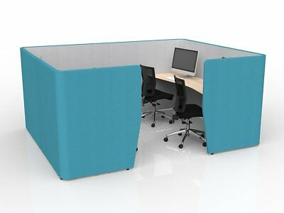 Motion Team pod workstation