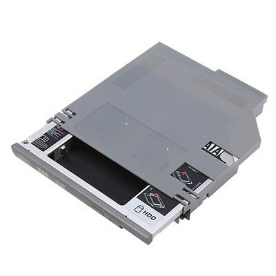 """2.5"""" SATA 2nd HDD Bay Caddy Adapter for Dell Latitude D600 D610 D620 D630 UK"""