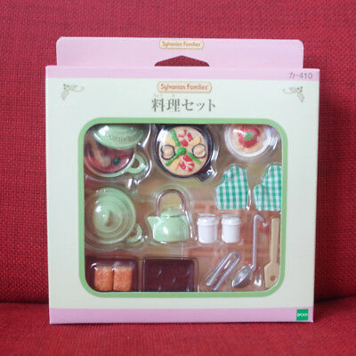Sylvanian Families COOKING SET Epoch Calico Critters