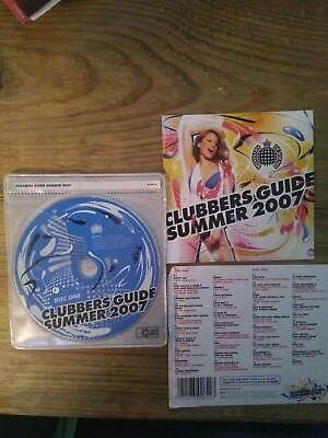Ministry of sound presents: clubbers guide summer 2007 youtube.