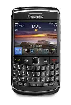 BlackBerry Bold 9780 Handy Dummy Attrappe - Requisit, Deko, Werbung, Vintage
