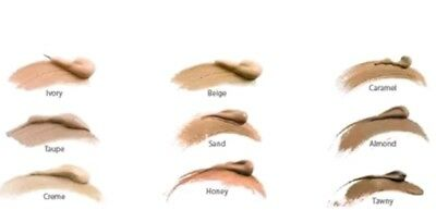 Lycogel Make-Up Breathable Camouflage Foundation 9 colours to choose from.
