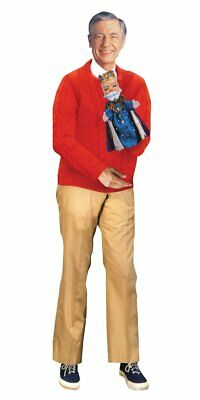 Mister Rogers Neighborhood Fred Rogers Greeting Card & Stickers