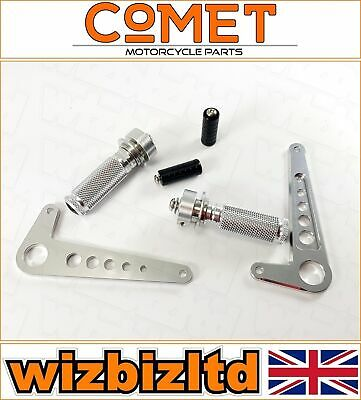 Comet Silver Foot Controls Ducati 250 Beval 1965-1970 FC000CCH