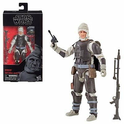 Star Wars The Black Series Dengar 6-Inch Figure Ships PreOrder/Presale