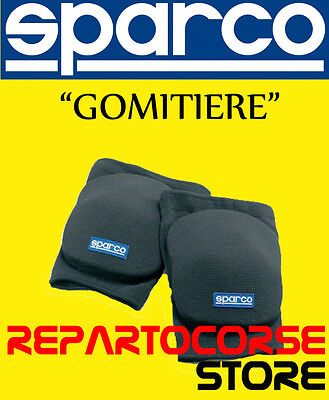 Protections Protège-Coudes Sparco Noir - Protection Coudes - Kart