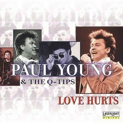 New: PAUL YOUNG & THE Q-TIPS - Love Hurts CD