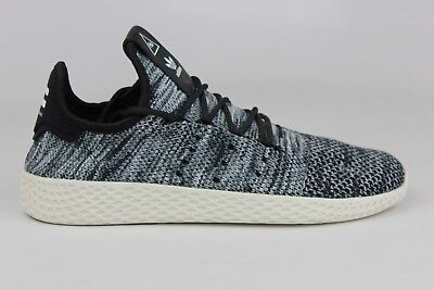 f2aca034a Adidas Originals Pw Pharrell Williams Tennis Hu Pk Black White Mens Cq2630  New